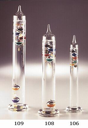 S A T I Termometro Galilei Termometri Galileo Galilei Galilei Thermometer Art 106 107 108 La moderna meteorologia pone le sue radici nel 1500 quando. www satisnc com